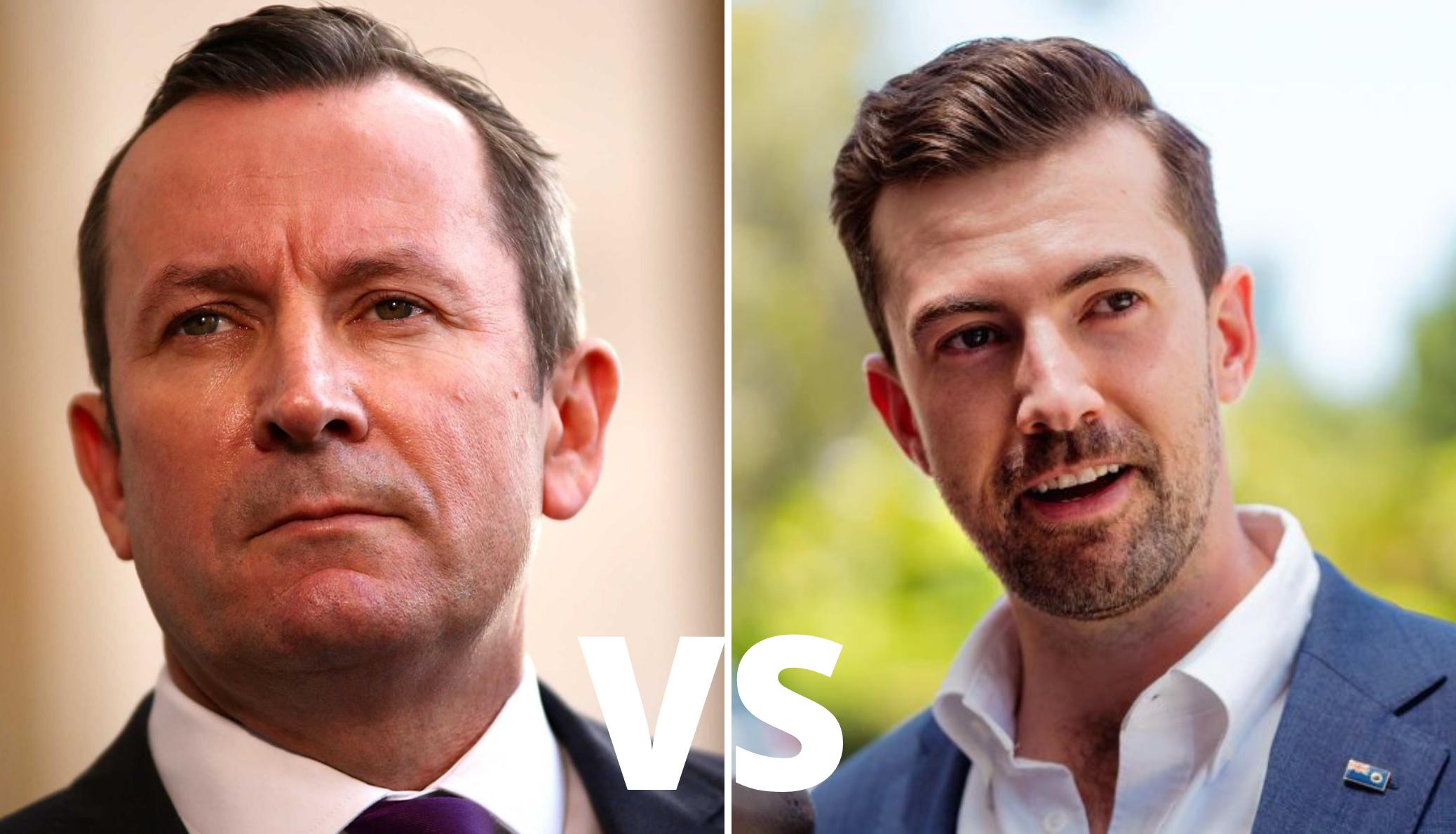 DAVID VS GOLIATH: WA ELECTION 2021
