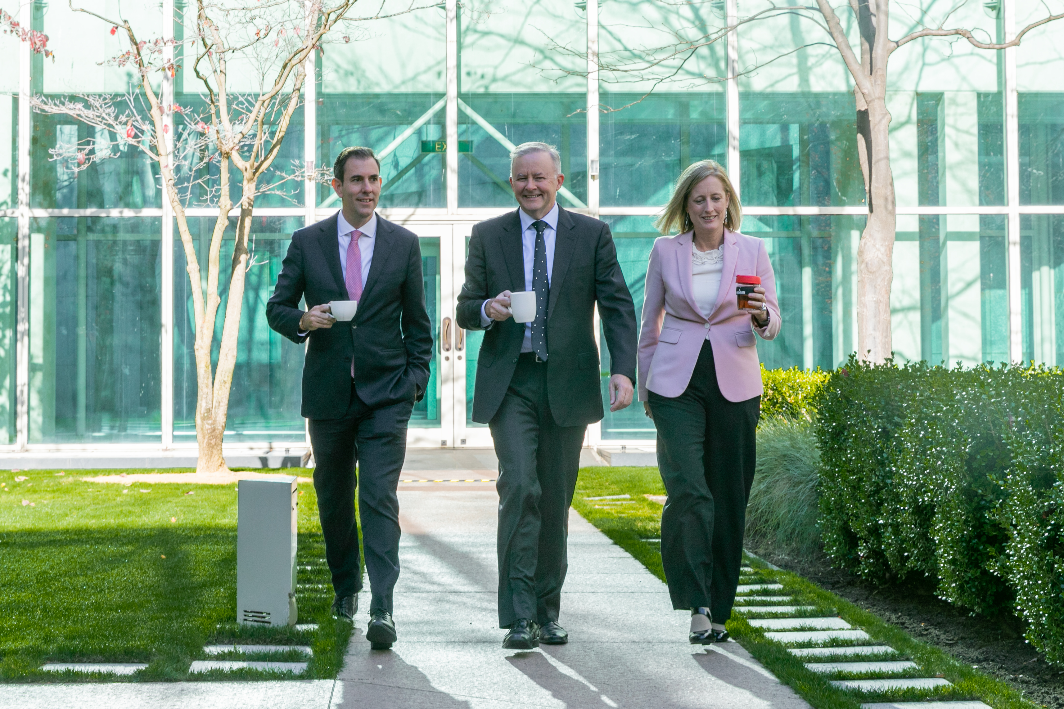 BUDGET-IN-REPLY 2021– ALBANESE'S LABOR: ON YOUR SIDE