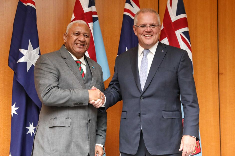 AUSTRALIA – FIJI RELATIONS: PAST, PRESENT AND FUTURE